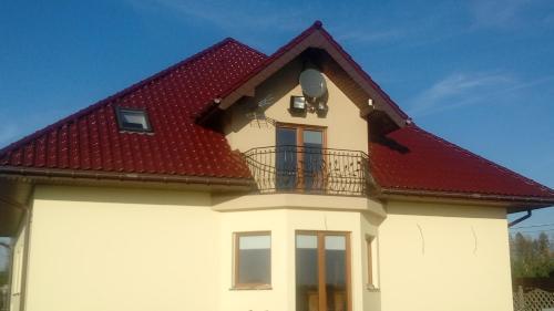 Edificio in cui si trova l'alloggio in famiglia