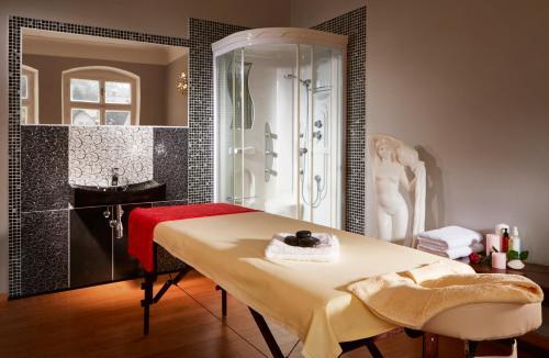 Lázně a/nebo wellness v ubytování Spa Resort Libverda - Villa Friedland