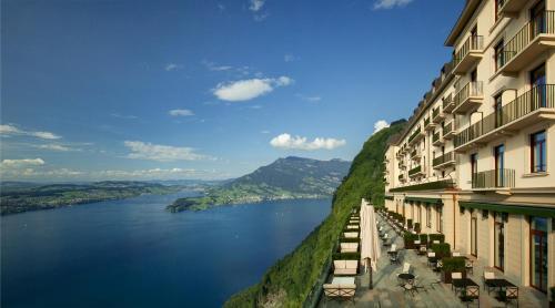 Bürgenstock Hotels & Resort - Palace Hotel