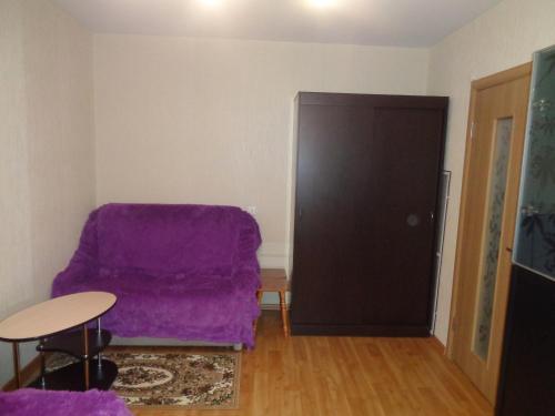 Гостиная зона в Apartment on Vavilovykh