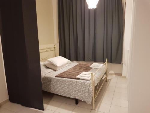 Letto o letti in una camera di Happy Apartment Lecce
