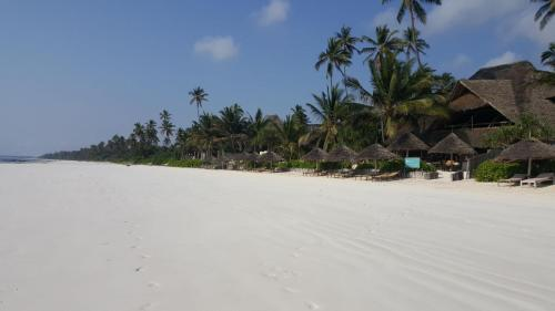 Sunshine Hotel Zanzibar during the winter