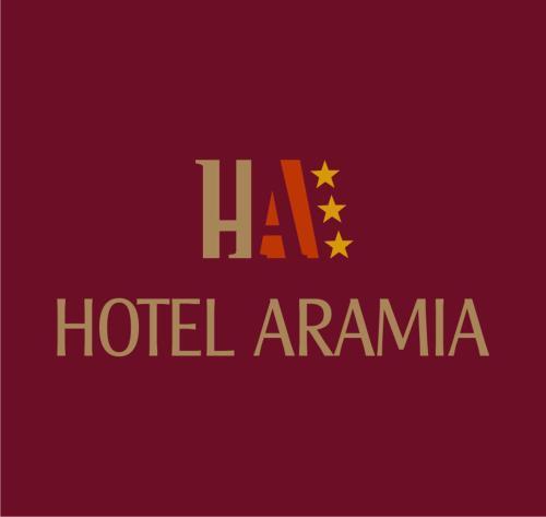 Logo-ul sau firma acestui acest hotel