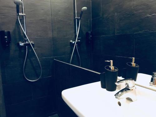 Ванная комната в Бутик Отель 12
