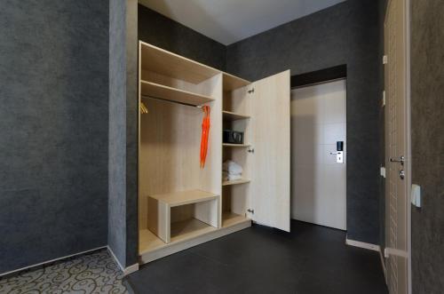 Ванная комната в Отель Пятый Угол