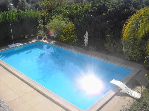 The swimming pool at or near Casa De Sao Joao
