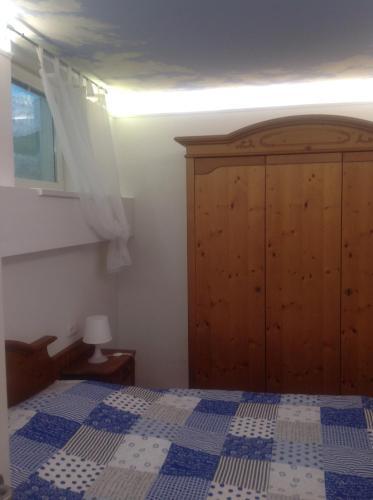 Ein Bett oder Betten in einem Zimmer der Unterkunft Haus Lisi