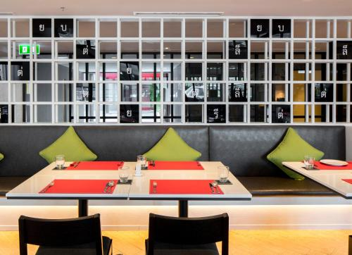 A restaurant or other place to eat at Travelodge Sukhumvit 11