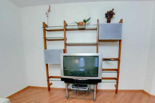Телевизор и/или развлекательный центр в RentPiter Nevskiy 54 big apart