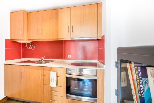 Una cocina o zona de cocina en Pateo Santo Estevao-Self Catering Apartments