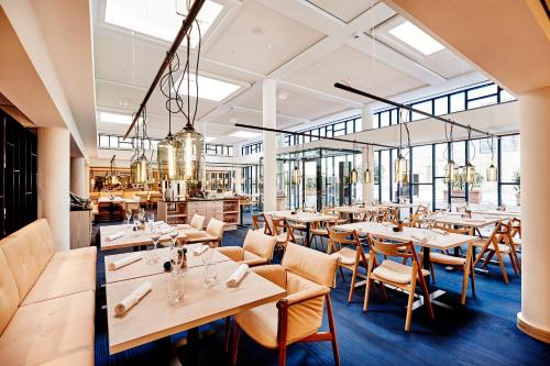 A restaurant or other place to eat at Nobis Hotel Copenhagen, a Member of Design Hotels™