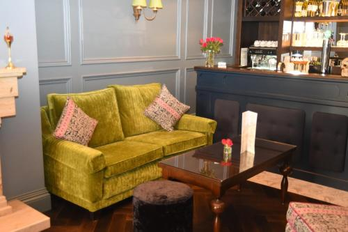 The lounge or bar area at The Fairview Boutique Hotel