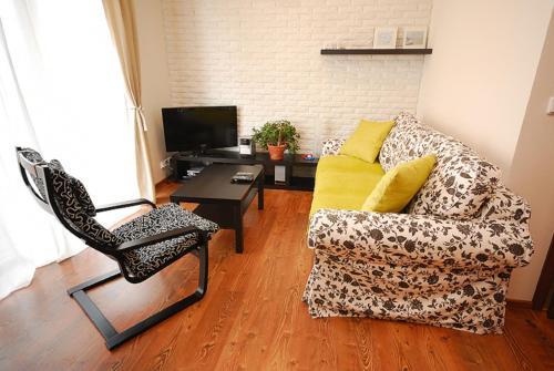 Posedenie v ubytovaní Apartments Ski & Sun