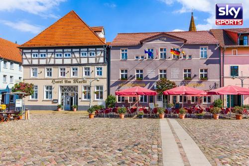 Hotel Am Markt & Brauhaus Stadtkrug