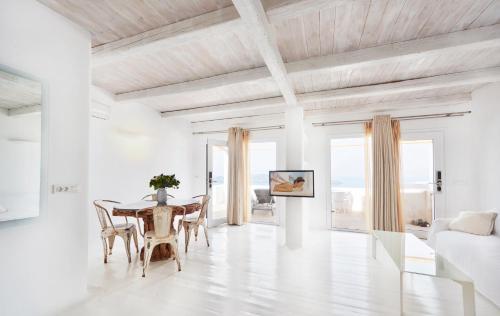 Εστιατόριο ή άλλο μέρος για φαγητό στο Rocabella Santorini Hotel & Spa