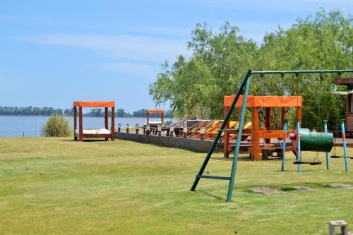 Zona de juegos para niños en Aguas del Monte Hotel SPA