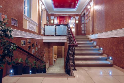 Лобби или стойка регистрации в РЕАВИЛЬ отель-ресторан
