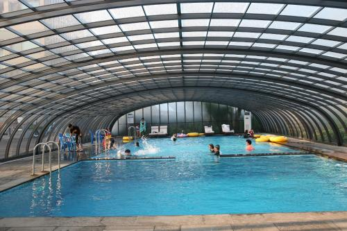 The swimming pool at or near The Blue Jeju