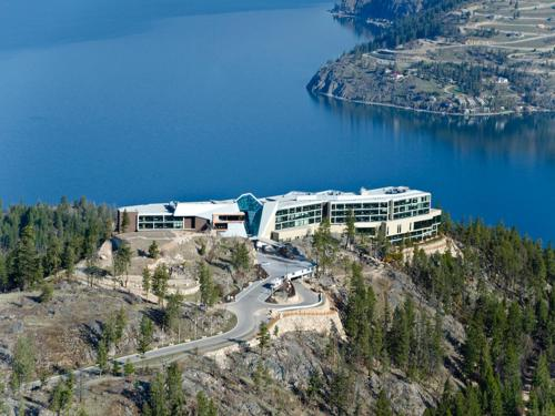 A bird's-eye view of Sparkling Hill Resort and Spa - Adults-Only Resort