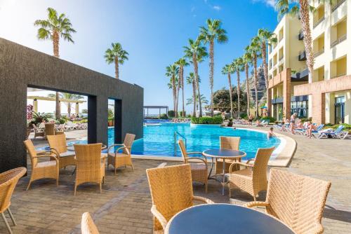 The swimming pool at or near Calheta Beach - All-inclusive - Savoy Signature