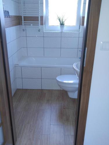 Łazienka w obiekcie Kamienica Sopot Apartamenty
