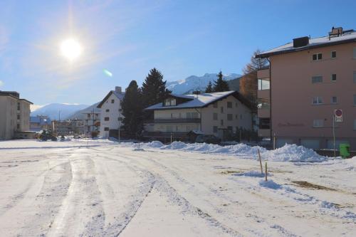 Casa Pramalinis - Manstein im Winter