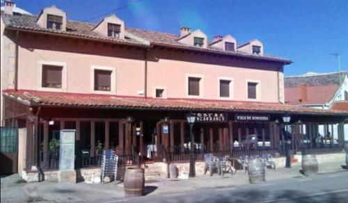 Hostal restaurante Villa de Sepúlveda