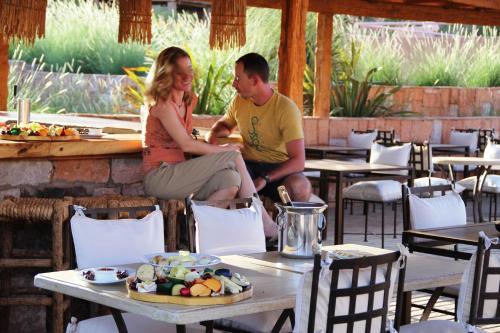 A restaurant or other place to eat at Nayara Alto Atacama