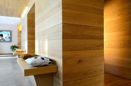 Spa and/or other wellness facilities at Hotel Nido dell'Aquila