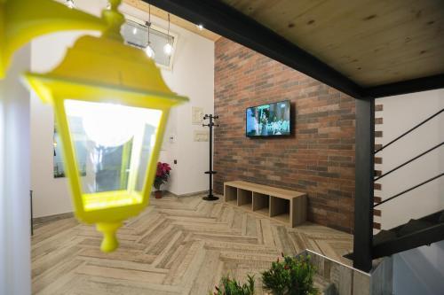 TV o dispositivi per l'intrattenimento presso Santa Chiara Loft
