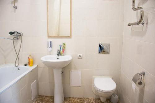 Ванная комната в Apart'L Russkii Dvor