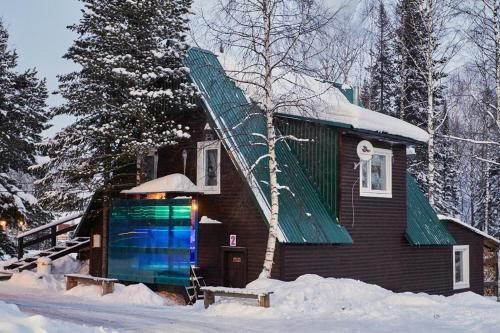 Гостевой Дом Пурга зимой
