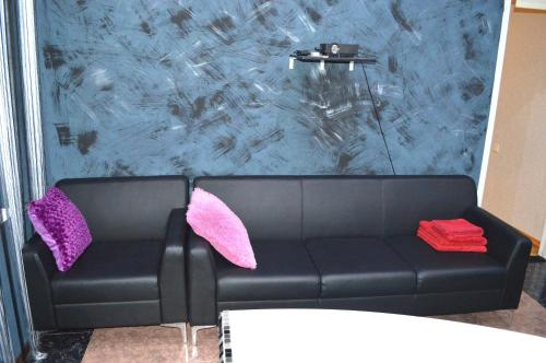 Гостиная зона в Апартамент Тверская17 Центр.