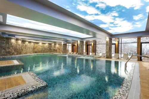 The swimming pool at or near Rilets Resort & Spa