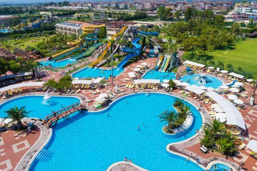 A bird's-eye view of Club Hotel Turan Prince World - Kids Concept