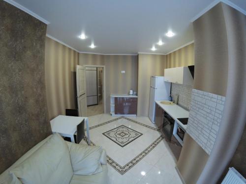 Гостиная зона в Апарт отель на Куйбышева
