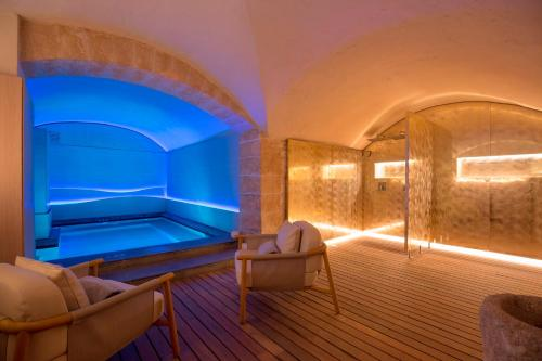 Spa and/or other wellness facilities at Convent de la Missio