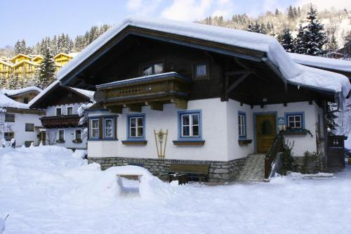 Chalet 3 Musketiers during the winter