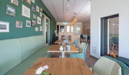 Restaurant ou autre lieu de restauration dans l'établissement Hotel Bosch En Zee