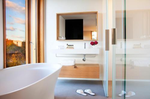 Een badkamer bij Hotel Arima & Spa - Small Luxury Hotels