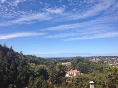 A bird's-eye view of Casas do Pátio Sem Cantigas 4