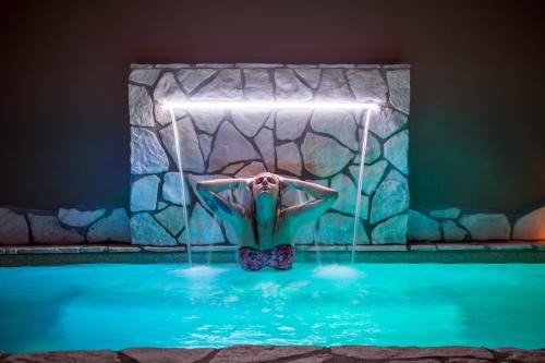 The swimming pool at or near Hotel 87 eighty-seven - Maison d'Art Collection