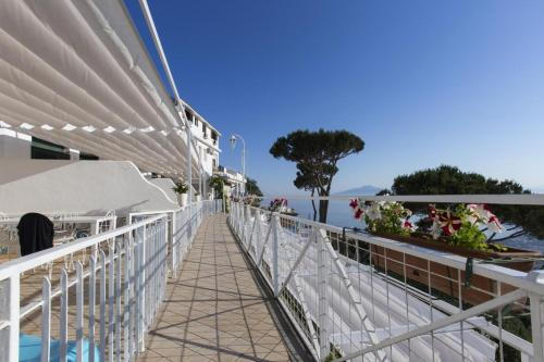 Balcone o terrazza di Residence Le Terrazze