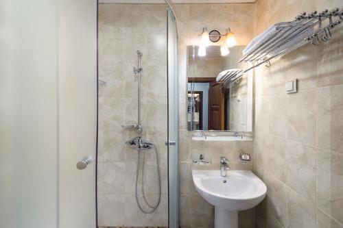 Ванная комната в Санаторий Светлана