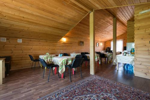 Ресторан / где поесть в Panorama Guest House Suzdal