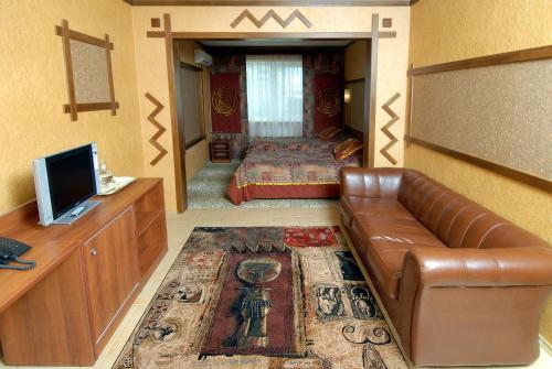 Гостиная зона в SPA-отель Ля Ви де Шато