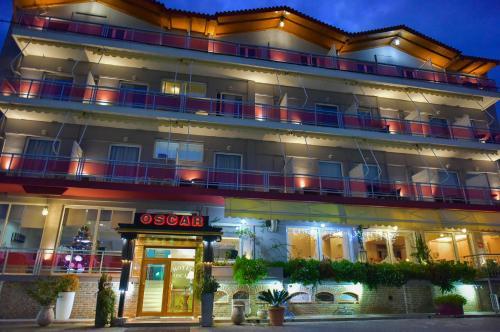 Oscar Hotel Amfilochia, Greece