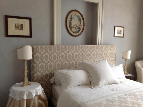 Un ou plusieurs lits dans un hébergement de l'établissement Le Case Di San Vitale