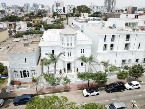 A bird's-eye view of Casa Republica Barranco Boutique Hotel