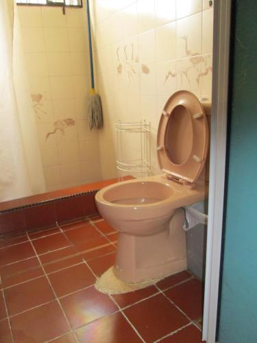 A bathroom at 578 Siglap Road Singapore